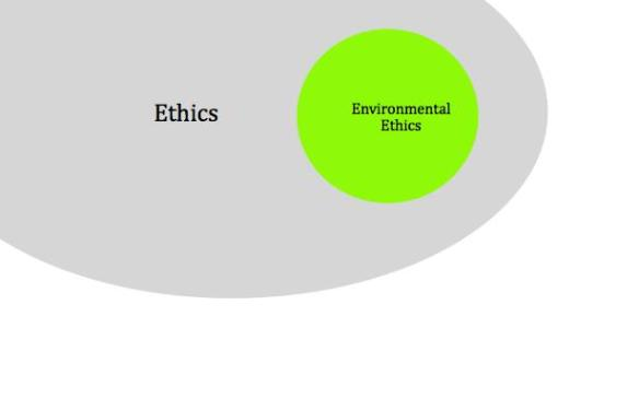 envirrnmental ethics