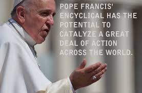 pope's encyclical
