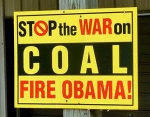 coal fire obama